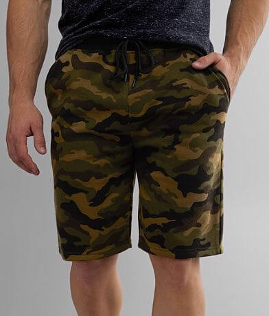 Departwest Camo Knit Short