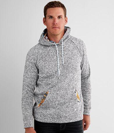 Departwest Crossover Cozy Hooded Sweatshirt