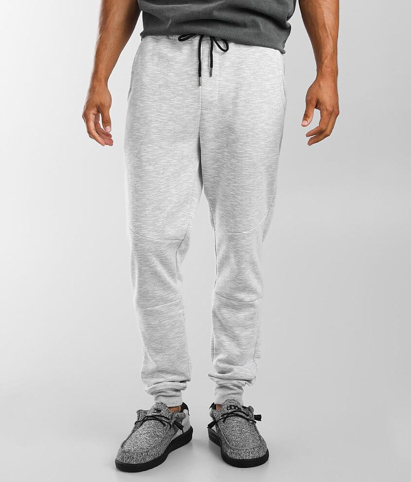 Departwest Streaky Knit Jogger Sweatpant front view