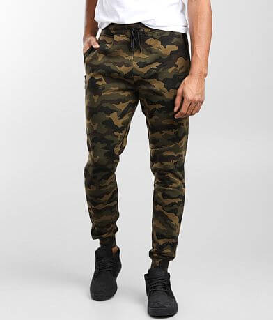 Departwest Camo Jogger Sweatpant
