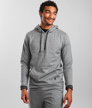 Departwest Moto Sleeve Hooded Sweatshirt