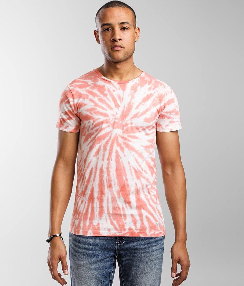 Departwest Tie-Dye T-Shirt front view