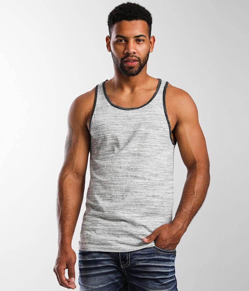 Departwest Space Dyed Tank Top front view