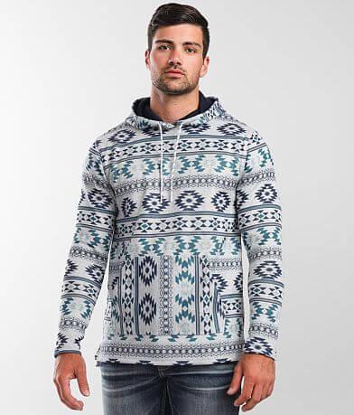 Departwest Cozi Southwestern Hooded Sweatshirt