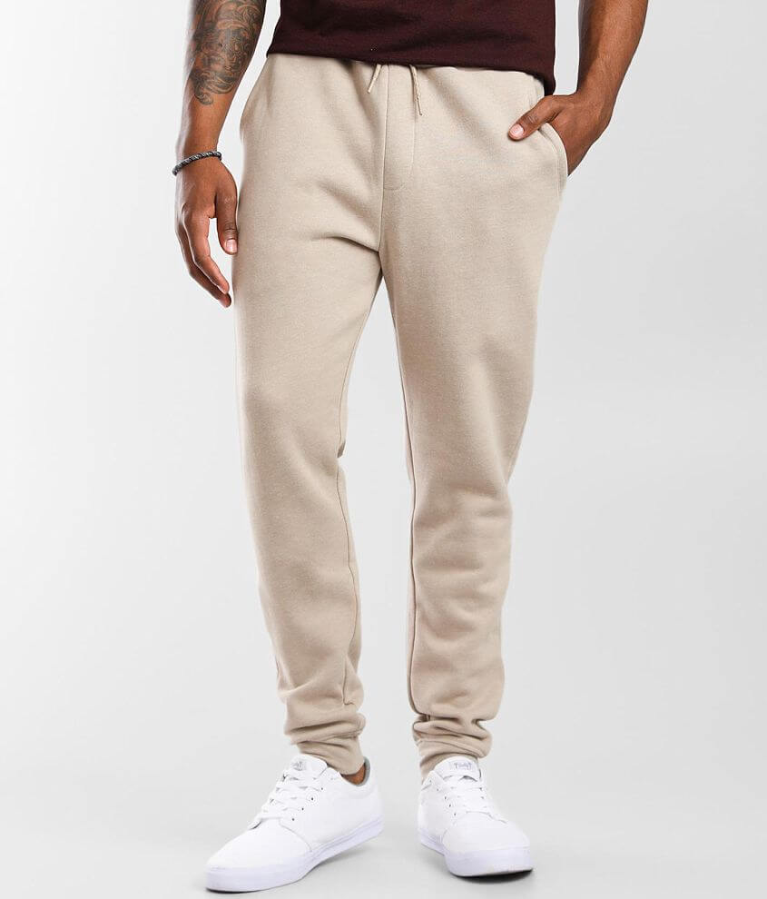 Departwest Heathered Jogger front view