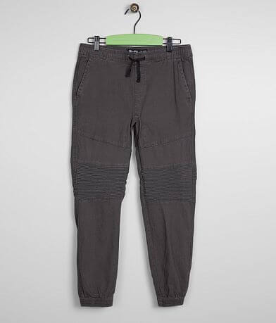 Boys - Brooklyn Cloth Moto Twill Jogger Pant