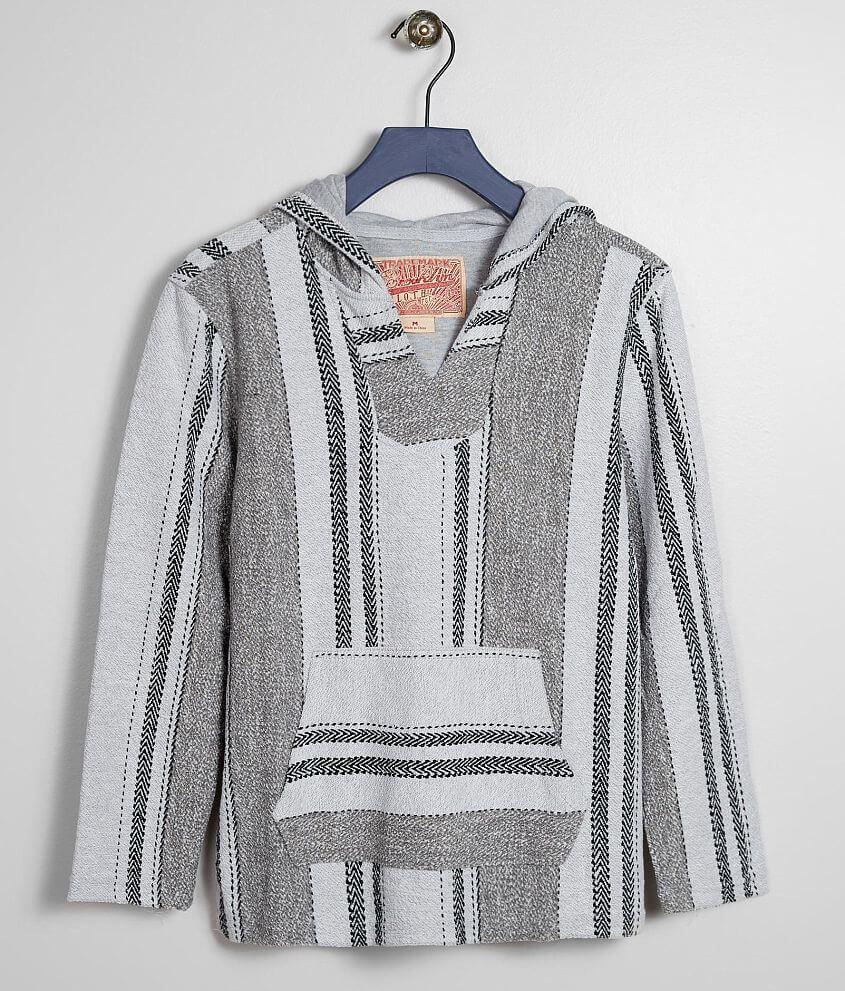 Boys - Brooklyn Cloth Baja Hoodie