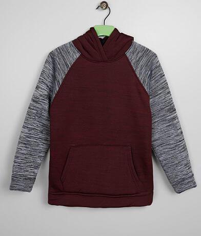 Boys - Brooklyn Cloth Space Dye Hooded Sweatshirt