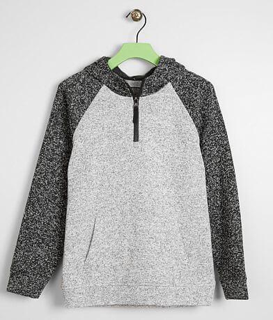 Boys - Brooklyn Cloth Cozy Sweater Knit Sweatshirt