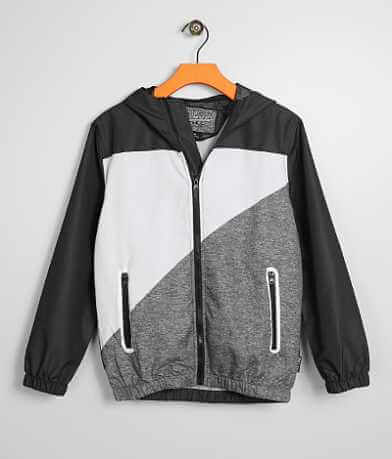 Boys - Brooklyn Cloth Diagonal Jacket