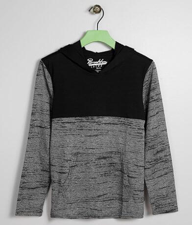 Boys - Brooklyn Cloth Marled Hoodie