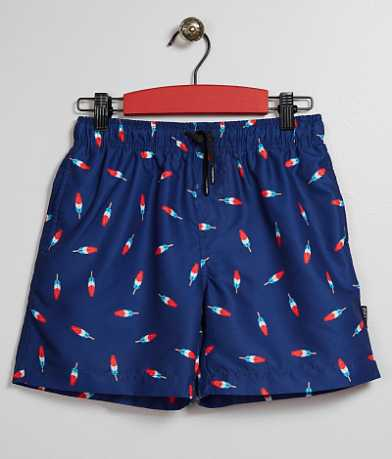 Boys - Brooklyn Cloth Popsicle Volley Boardshorts