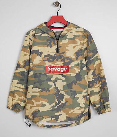 Boys - Brooklyn Cloth Savage Hooded Jacket