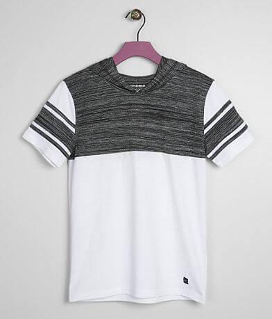 Boys - Departwest Color Block Hooded T-Shirt