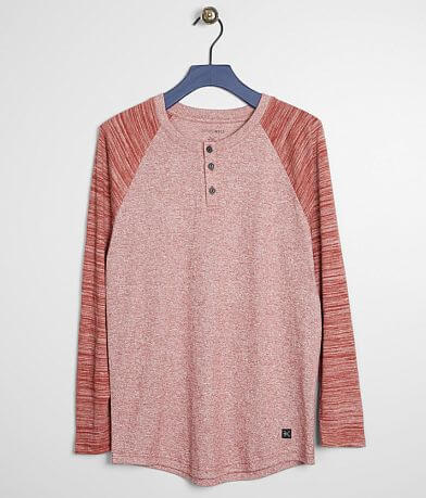 Boys - Departwest Raglan Henley