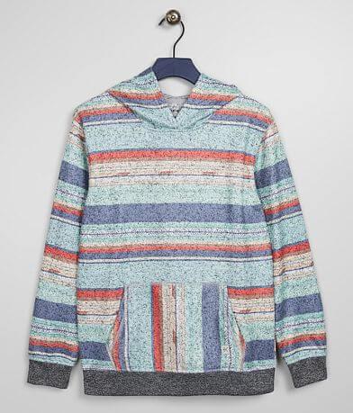 Boys - Departwest Desert Stripe Hooded Sweatshirt