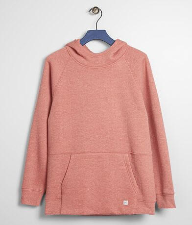 Boys - Departwest Mock Neck Hooded Sweatshirt