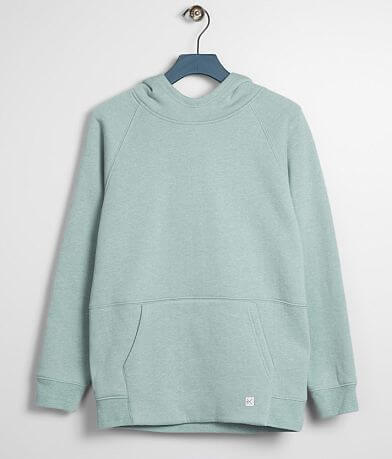 Boys - Departwest Mock Neck Hooded Sweatshirt