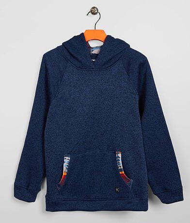Boys - Departwest Crossover Cozy Hooded Sweatshirt