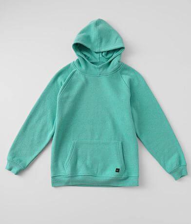 Boys - Departwest Heathered Knit Hooded Sweatshirt