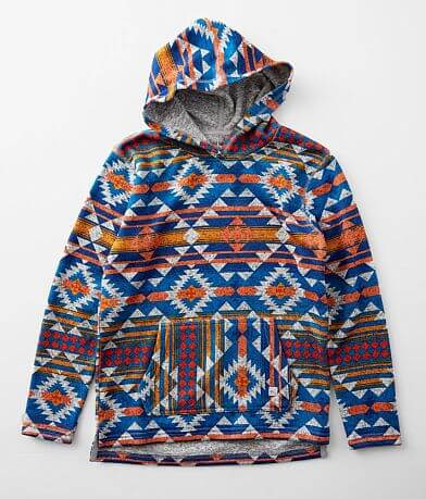 Boys - Departwest Southwest Baja Hooded Sweatshirt