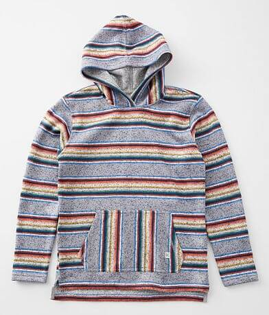 Boys - Departwest Sunset Stripe Cozy Sweatshirt