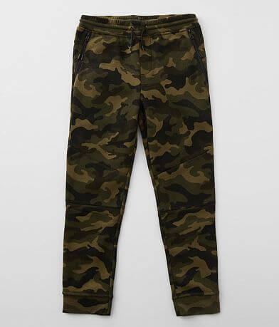 Boys - Departwest Camo Jogger Sweatpant