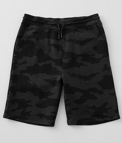Boys - Departwest Camo Knit Short