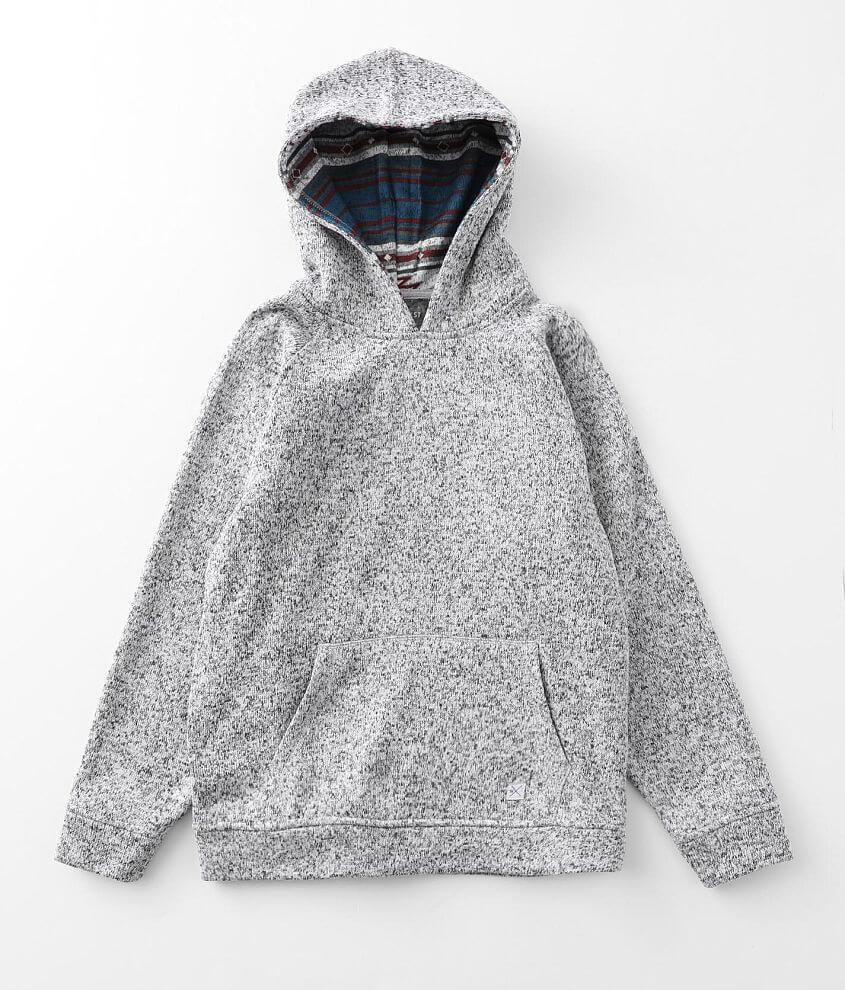 Boys - Departwest Crossover Hooded Sweatshirt front view