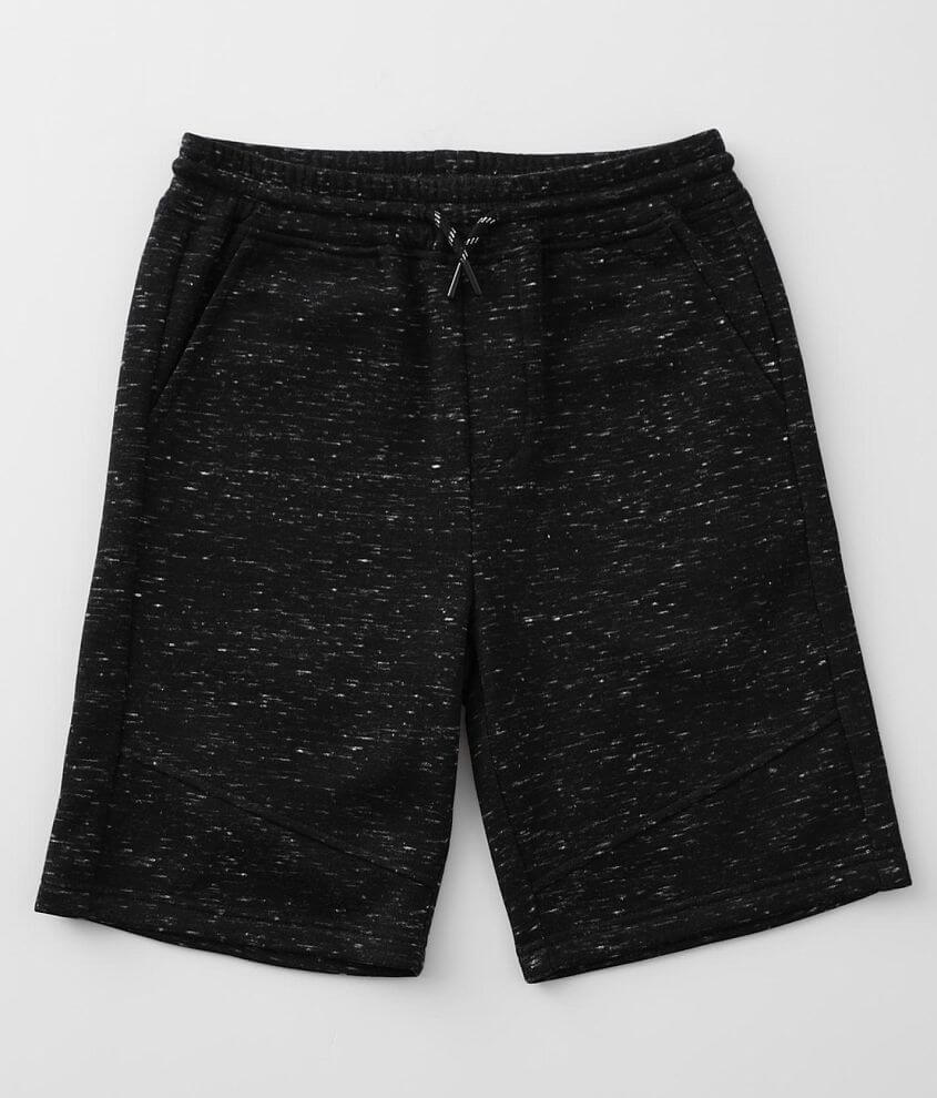 Boys - Departwest Heathered Knit Short front view