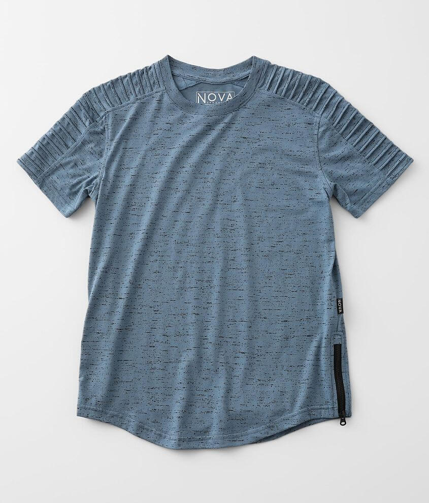 Boys - Nova Industries Splatter T-Shirt front view