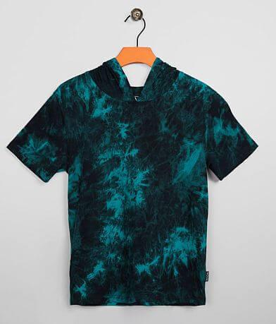 Boys - Nova Industries Tie Dye Hooded T-Shirt