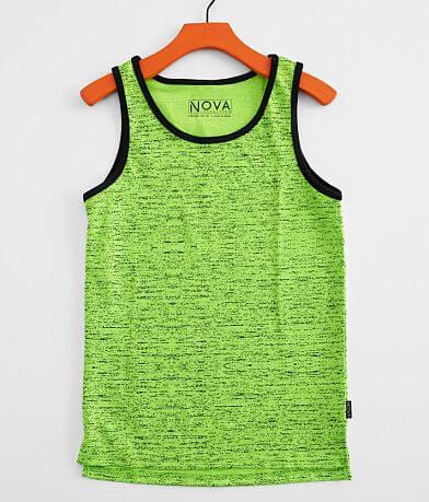 Boys - Nova Industries Marled Neon Tank Top
