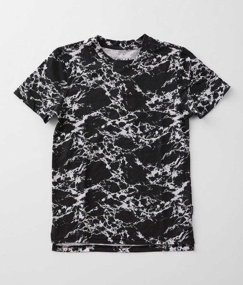 Boys - Nova Industries Marble T-Shirt front view