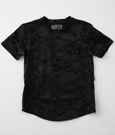 Boys - Nova Industries Flocked Marble T-Shirt