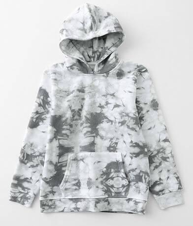Boys - Nova Industries Tie Dye Hooded Sweatshirt