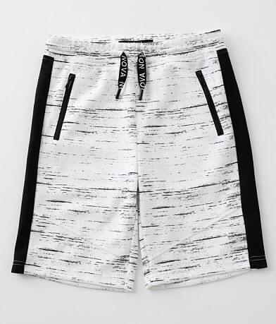 Boys - Nova Industries Splatter Knit Short