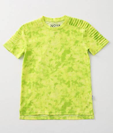 Boys - Nova Industries Tie-Dye Moto T-Shirt