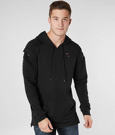 Nova Industries Accordian Hooded Sweatshirt