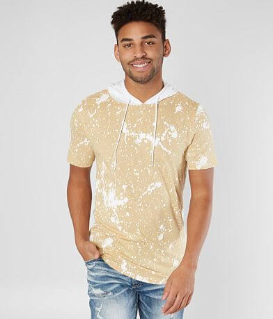 Nova Industries Splatter Hooded T-Shirt