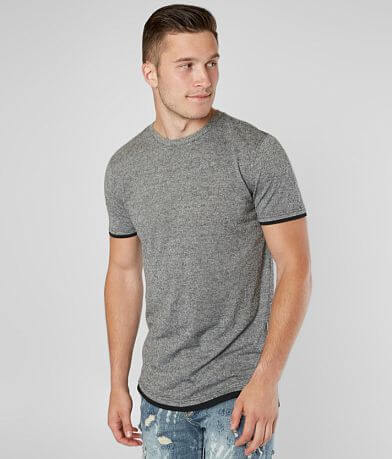Nova Industries Layered Long Body T-Shirt
