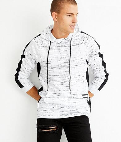 Nova Industries Splatter Tape Hoodie