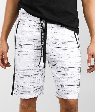 Nova Industries Splatter Knit Short