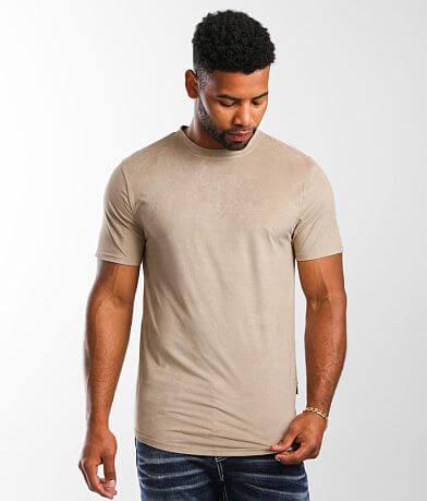 Nova Industries Faux Suede T-Shirt