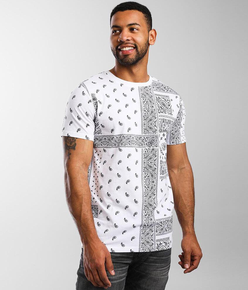 Nova Industries Bandana T-Shirt front view