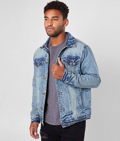 Nova Industries Washed Denim Jacket