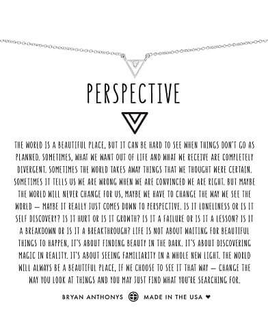 Bryan Anthonys Perspective Necklace