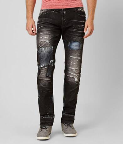 Buckaroo Taper Stretch Jean