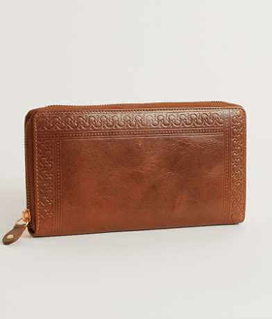 Indie Spirit Embossed Wallet