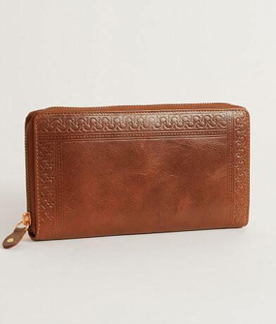 Indie Spirit Embossed Wallet